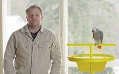 Young & Rubicam Prague enlists the help of a parrot in its latest campaign for Ceska Pojistovna