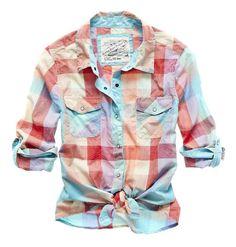 arizona plaid shirt