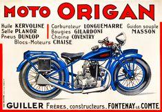 ORIGAN MOTO