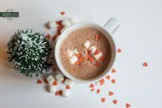 Christmas hot chocolate :)-so good!