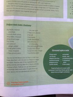 Feijoa and date chutney Date Chutney, Orange Zest, Good Dates, Chutneys, Recipe Using, Pistachio, Preserves, Coconut, Dating