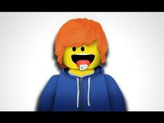 Watch the incredible Lego world shot for shot remake of Ed Sheerans original Lego House............click on picture!!