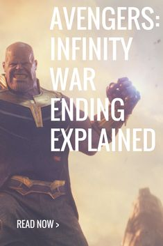 As is implied by the headline, this story is all about the ending of Joe and Anthony Russo'sAvengers: Infinity War. It is LOADED with spoilers. Stop reading if you haven't seen the film, and come back when you have.