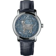 Vacheron Constantin The Legend of the Chinese Zodiac - Year of the Goat Platinum 86073/000P-9890