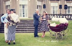 WIN! Tickets to Scampston Does Vintage Festival
