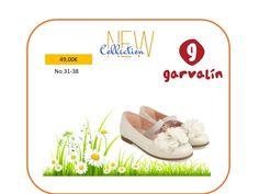 Δερμάτινη μπαλαρίνα σε άσπρο χρώμα από την εταιρεία Garvalin. 👭Με λάστιχο για να κρατάει το ποδαράκι. Με δερμάτινο ανατομικό πάτο και αντιολησθητική σόλα αποτελεί την ιδανική επιλογή για τις ανοιξιάτικες βόλτες🌈🌸! #crazyfeat www.crazyfeat.com Sandals, Fashion, Slide Sandals, Moda, Shoes Sandals, Fasion, Sandal, Slipper, Trendy Fashion