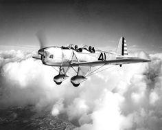 The Ryan Recruit, the main military version of the Ryan ST, is a military… Aviation Image, Civil Aviation, Aviation Art, Ww2 Aircraft, Military Aircraft, Pilot Training, Old Planes, Experimental Aircraft, Vintage Airplanes