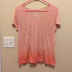 Free people top Size L good condition Free People Tops Blouses