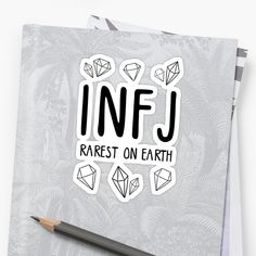 INFJ type is the rarest of all the Myers-Briggs 16 personality types, making up less than one percent of the population