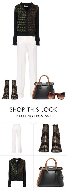 """""""Casual Friday"""" by nino-d-f ❤ liked on Polyvore featuring Dolce&Gabbana and Maison Margiela"""