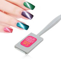 1 Pcs Strip Magical Magnet Stick For Cat Eye Gel Polish Nail Art Manicure Tool 3D Effect nail art tools supply 32077