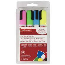 Craft Smart Chalk Marker Set, Fluorescent