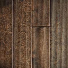 """Virginia Mill Works - 5/8"""" x 3-1/4"""" Cocoa Birch Handscraped:Lumber Liquidators"""