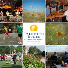 Spring is awesome at Palmetto Dunes, Hilton Head Island