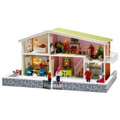 Smaland Winter Garden #dollhouse