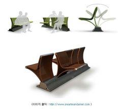 아름다울뿐만 아니라 실용적인 의자 디자인