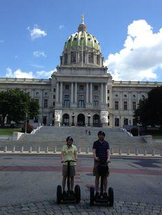 PA State Capital, Harrisburg 2013