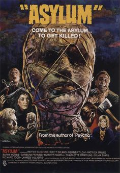 "LOVE this movie ""Asylum"""