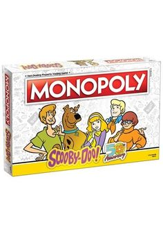 Scooby Doo Games, New Scooby Doo, Monopoly Board, Monopoly Game, Scooby Doo Mystery Incorporated, Bored Games, Board Game Design, Video Game Rooms, Play Money