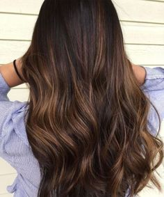 Learn more about the new minimalistic hair color trend. #Strandlights #HairColor #Hair #Beauty #Highlights