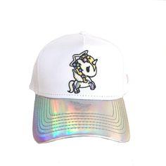 b5932a21c73 tokidoki - Fantasy Holograph Snapback Hat
