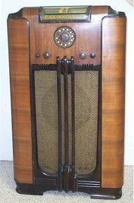 Vintage Radio 1938- #Collectible #Radio