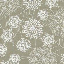 Spellbound - Doily Web in Grey