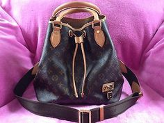 Authentic Louis Vuitton Monogram Canvas Neo ~ Limited Edition Handbag ~ MIF
