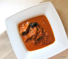 kurryleaves: MEEN MAPPAS / KERALA FISH CURRY WITH COCONUT MILK