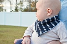 Project Nursery - DIY Bandana Bib