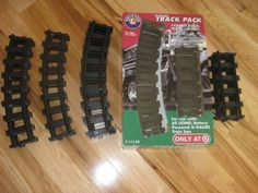 Lot of 28 Pieces Lionel G-Gauge Track NEW UNUSED 18 Curved 10 Straight 7-11158