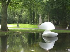 'Sculpture Flottant' van Marta Pan