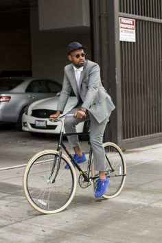 urbanemenswear:  Joshua Woods talks about his personal style on TSB Men