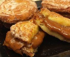 Sanduíche de Churros (Foto: Mais Você / Gshow)