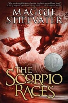 The Scorpio Races by Maggie Stiefvater #paperback