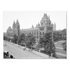Natural History Museum on Cromwell Road, London