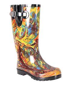 Fetish alina rain boots are