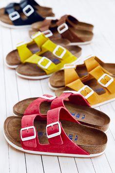 Arizona - Birks - black-brown-yellow-orange-red