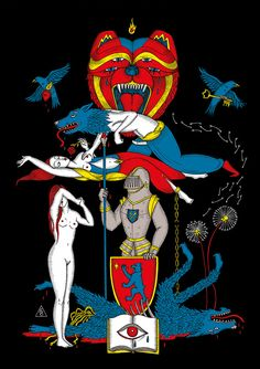 Le metafore medievali di Elisa Seitzinger   PICAME