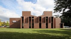 First Unitarian Church in Rochester by Louis I Kahn | Flickr - Photo Sharing!