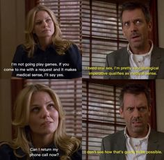 House Md Funny, Dr House Quotes, It's Never Lupus, Everybody Lies, Gregory House, Red Band Society, Grey Anatomy Quotes, Medical Drama, Hugh Laurie