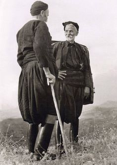 by Nelly's Men from Sfakia, Crete, 1939 Greece Cyprus Greece, Crete Greece, Athens Greece, Greek Feet, Greek Traditional Dress, Kai, Greece History, Crete Island, Old Hollywood Stars