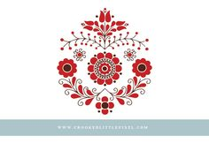 Folk clipart scandinavian - pin to your gallery. Explore what was found for the folk clipart scandinavian Scandinavian Tattoo, Scandinavian Embroidery, Scandinavian Pattern, Scandinavian Folk Art, Folk Embroidery, Embroidery Patterns, Embroidery Stitches, Machine Embroidery, Norwegian Rosemaling