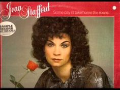 Jean Stafford ~ Someday I'll Take Home The Roses (Vinyl) - YouTube Country Music Videos, Make It Yourself, Lp, Youtube, Roses, Pink, Rose, Youtubers, Youtube Movies