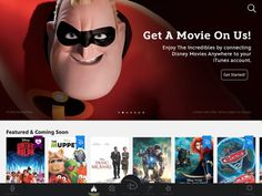 Get Frozen 3 weeks earlier than anybody else + Incredibles for free - Disney Launches Disney Movies Anywhere, An App Where Fans Can Build Their Movie Library