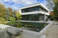 Anwesen in Freising : Moderne Häuser von Herzog-Architektur