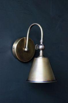 Beautiful Brass Wall Light