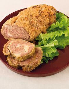 Polpettone con prosciutto e mozzarella - Tutte le ricette dalla A alla Z - Cucina Naturale - Ricette, Menu, Diete