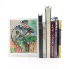 A Collection of Seven Art Books
