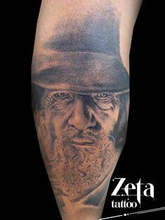 By Ezequiel Pastor:tattoo,tatuajes,lordoftherings,gandalf el señor de los anillos